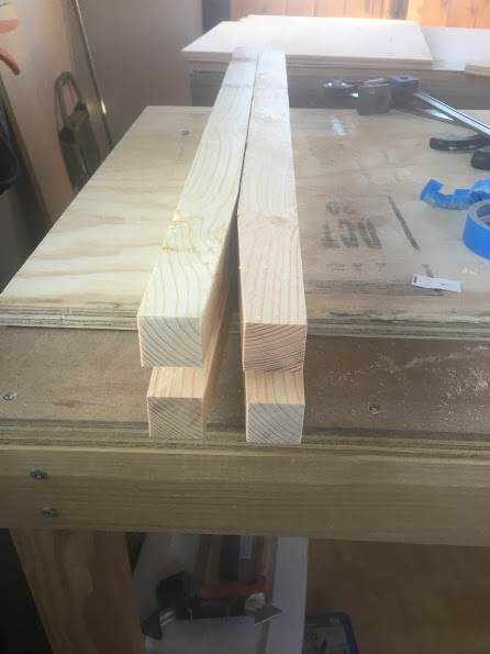 Home Desk – Table Legs and Frame